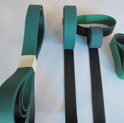 What should we pay attention to when using rubber belt?